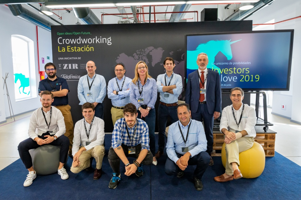 More than 20 startups explore business opportunities in the first