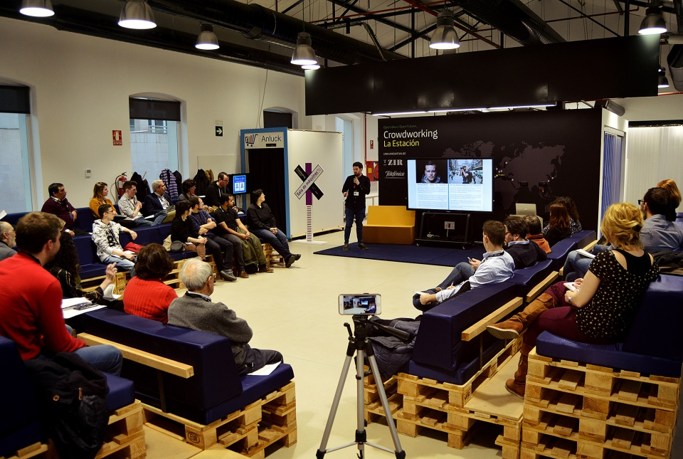More than 50 people have participated in the second edition of Startups in Love.